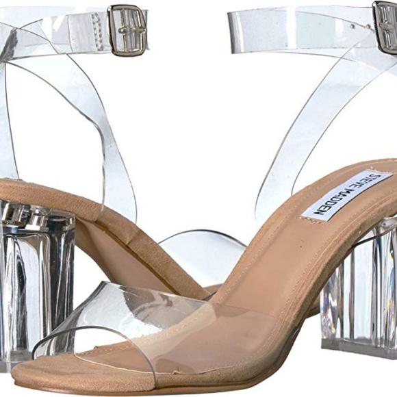28b119915aa Steve Madden Claris sandals 9